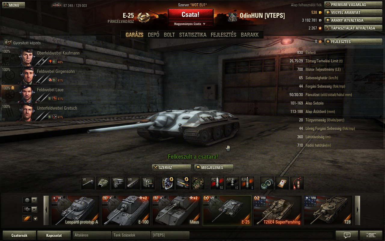 world of tanks poor matchmaking World of tanks bad matchmaking atari flashback 3 hook up the amount dating online 30 of ammunition you are carrying does not affect the chance of your ammunition rack taking world of tanks bad matchmaking damage.