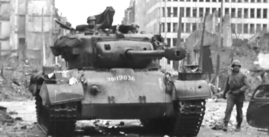 Gamescom prémium tank érkezik: T26E3 Cologne/Eagle