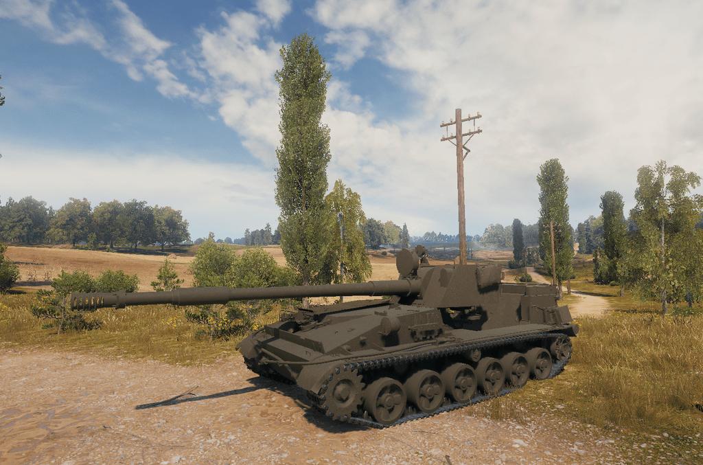 Új szovjet VIII-as prémium TD a szuperteszten: SU-130PM